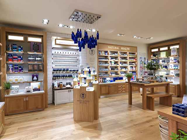 Neal S Yard Remedies One Of Our Shortlisted Designs At